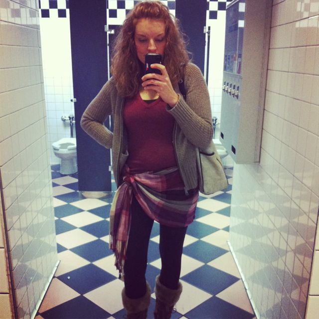Movie Theater Selfie