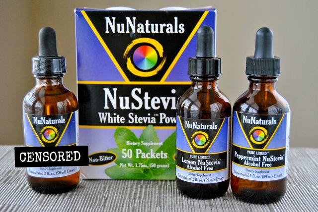 NuNaturals Giveaway on Kiss My Broccoli! Enter to win NOW! www.kissmybroccoliblog.com