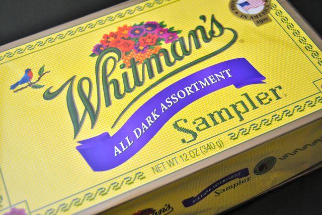 Whitmans Sampler Chocolate