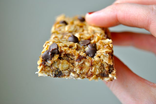 Chunky Monkey Granola Bar