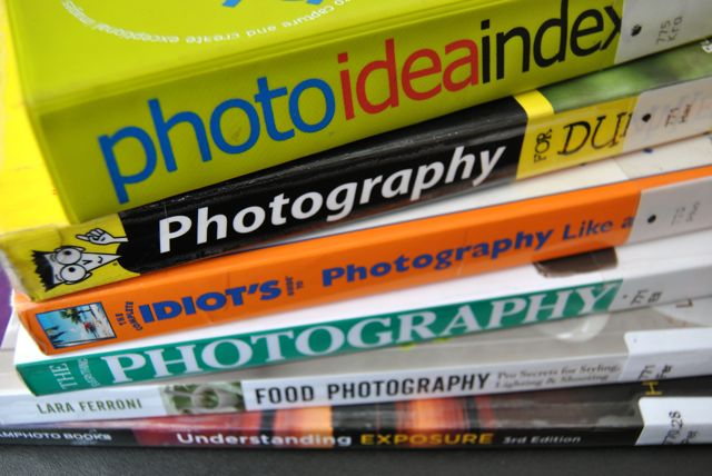 Library Photography Books