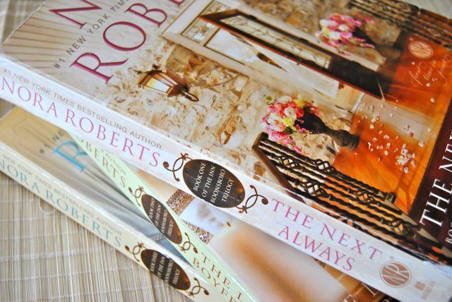 Nora Roberts Books Inn BoonsBoro Trilogy