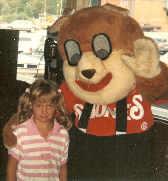 Throwback Shoney's Bear