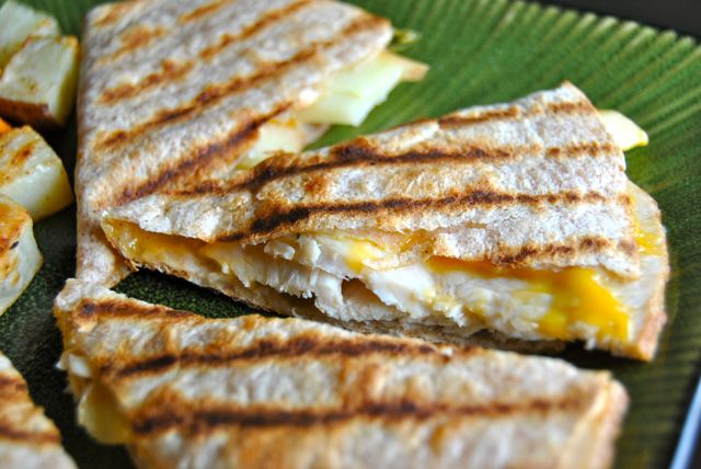 Tortilla Quesadilla 1