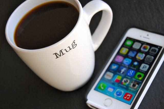 Coffee & iPhone
