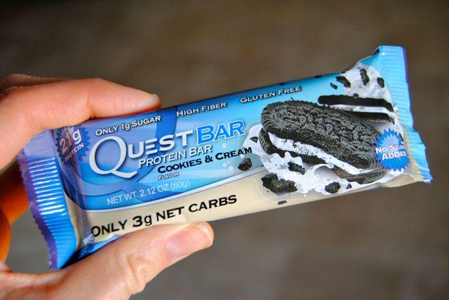 Quest Cookies & Cream