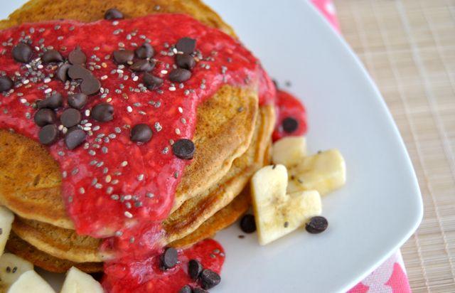 Very Vanilla Vegan Pancake FAIL 17