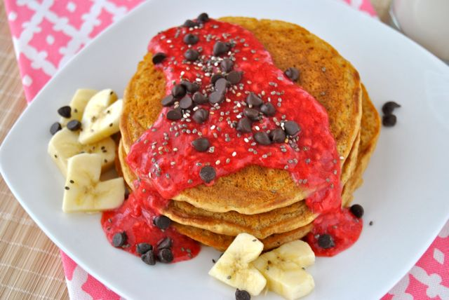 Very Vanilla Vegan Pancake FAIL 9