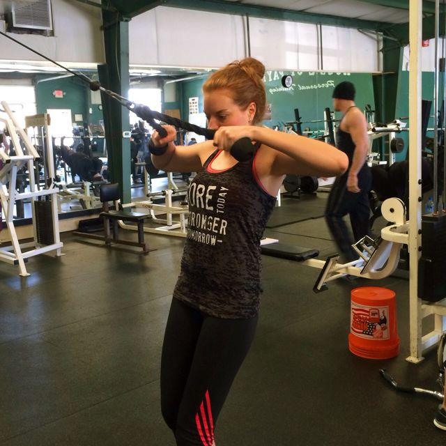 Workout - Shoulders