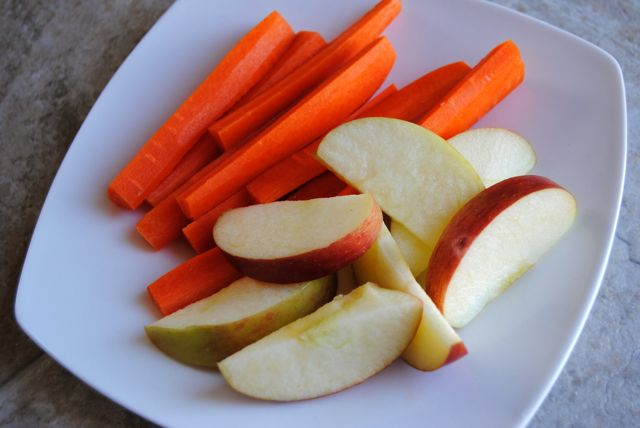 Apples & Carrots