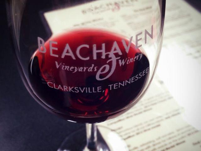 Beachaven Wine Tasting