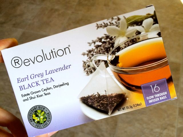 Earl Grey Lavender Black Tea