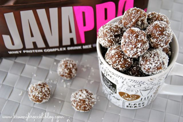 JAVAPRO - No-Bake Protein BUZZ Bites - A mouth-watering high energy snack bite made with coffee protein powder! .jpg