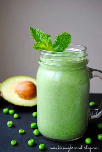 Sweet Pea Smoothie 3