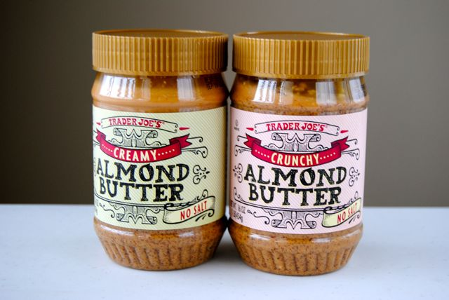 Trader Joe's Almond Butter