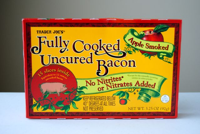 Trader Joe's Bacon