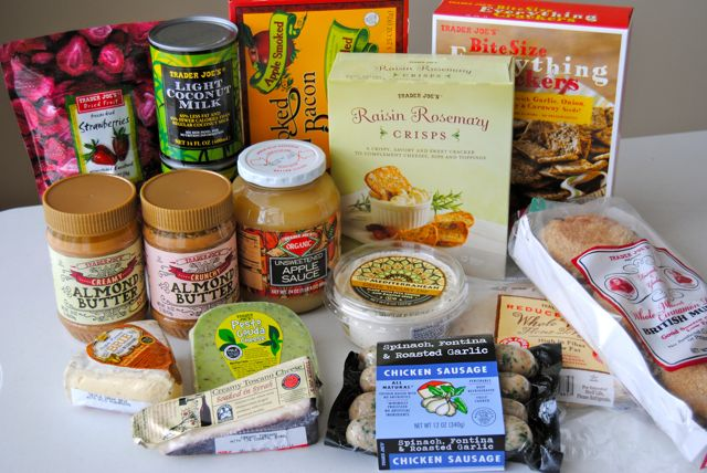 Trader Joe's Grocery Haul