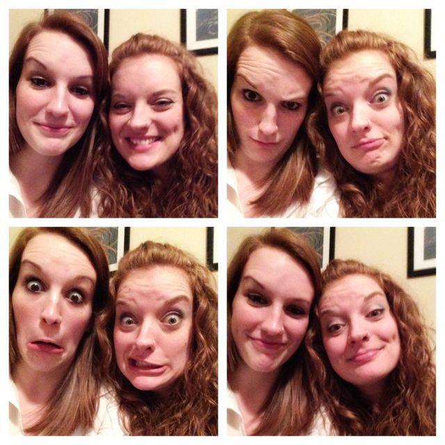 Me & Tori Selfies