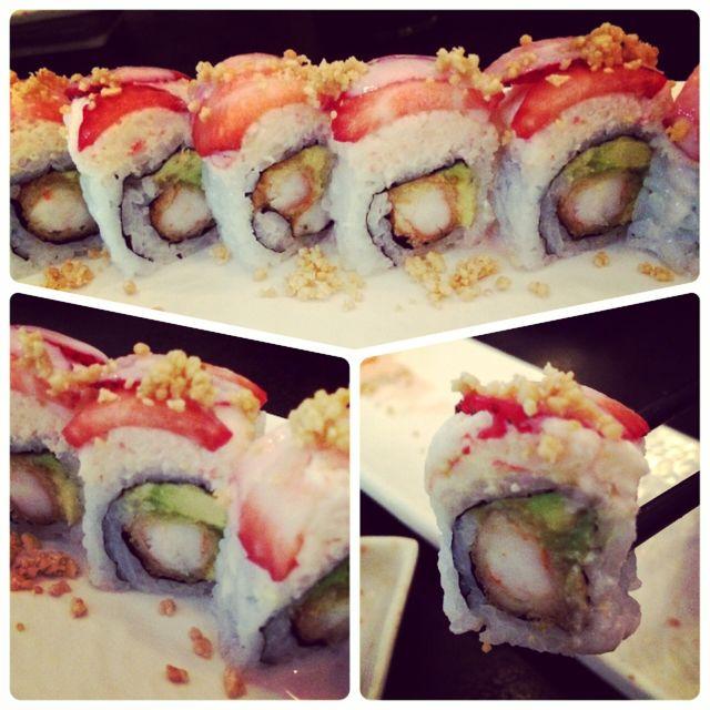 Sushi PB&J
