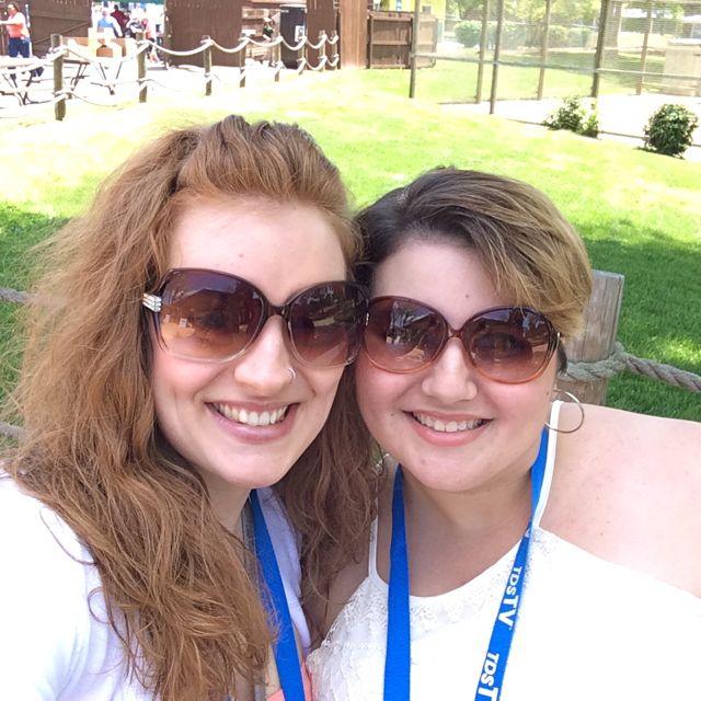 Wine Fest - Me & Sherri