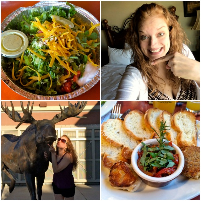 Blend 2014 - Cafe Rio, Moose Kisses, Bruschetta & Goat Cheese