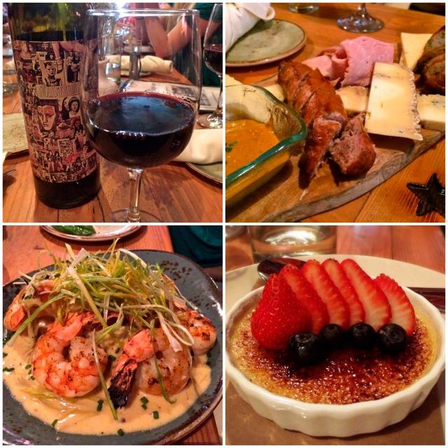 Blend 2014 Dinner at Purple Sage