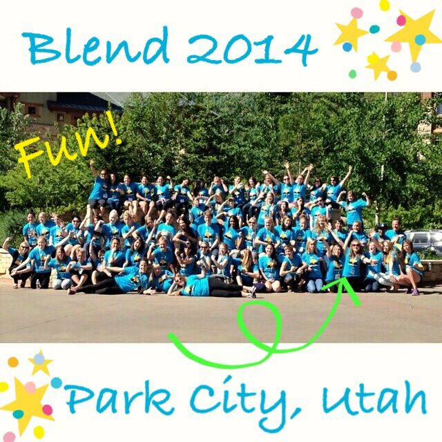 Blend 2014 - Instagram Group Shot
