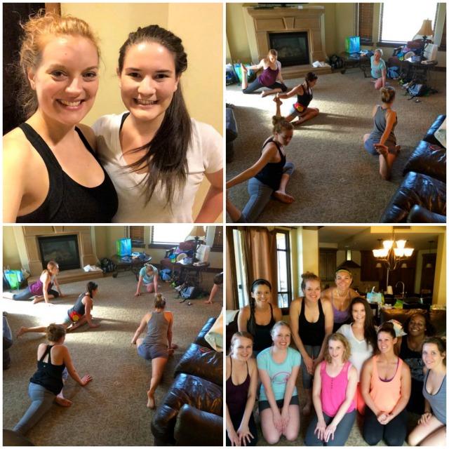 Blend 2014 Yoga