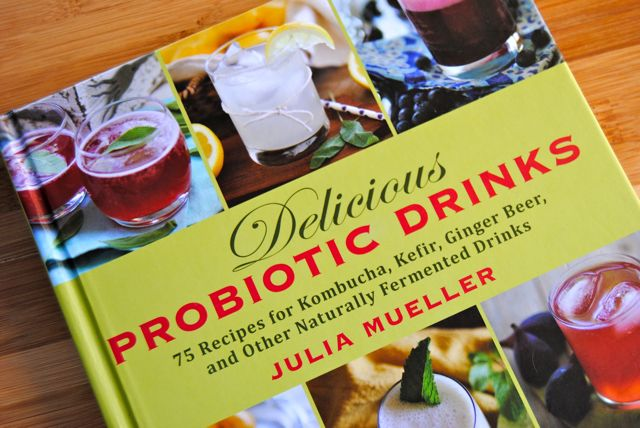Delicious Probiotic Drinks Cookbook