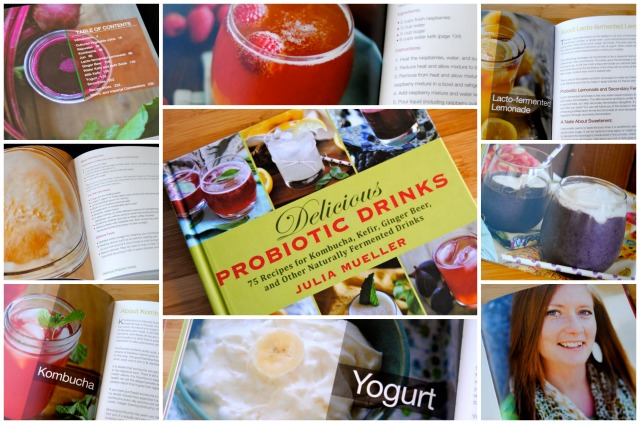 Delicious Probiotic Drinks by Julia Mueller