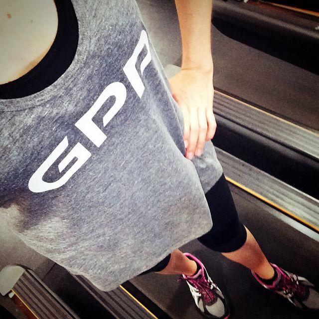 Gym Selfie - GPP