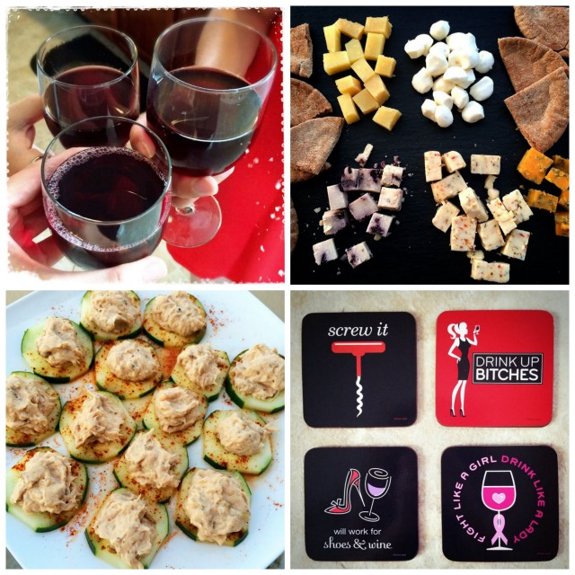 Ladies Night - Wine & Cheese