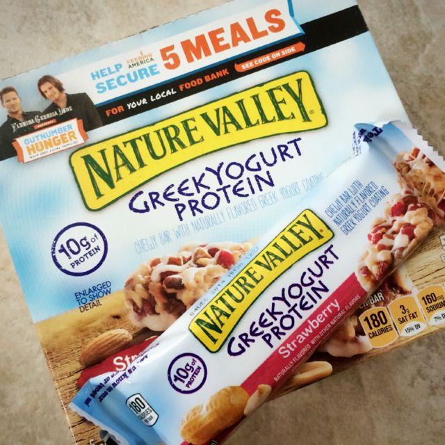 Nature Valley Greek Yogurt Bars