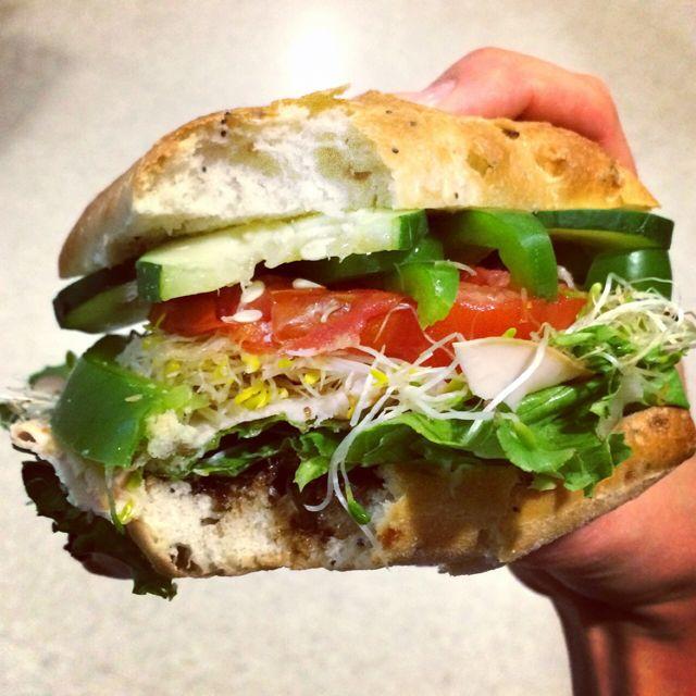 Super Stack Sandwich