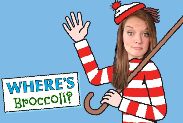 Waldo Selfie - Where's Broccoli