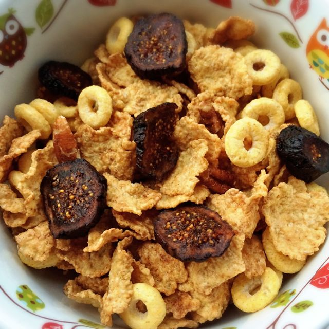 Pumpkin Cereal & Figs
