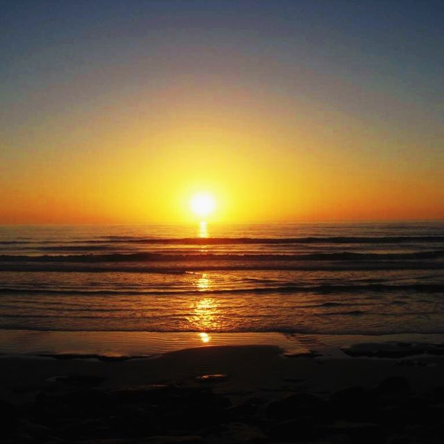 Beach Sunset - Florida 2010