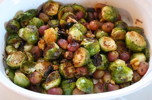 Brussel Sprouts - Thanksgiving 2011
