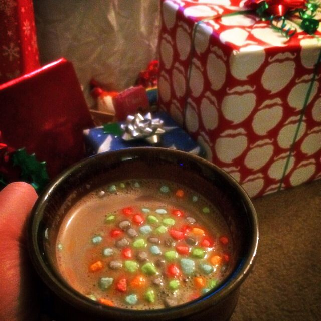 Christmas Eve Hot Cocoa