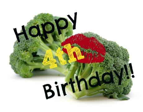 KMB's 4th Birthday