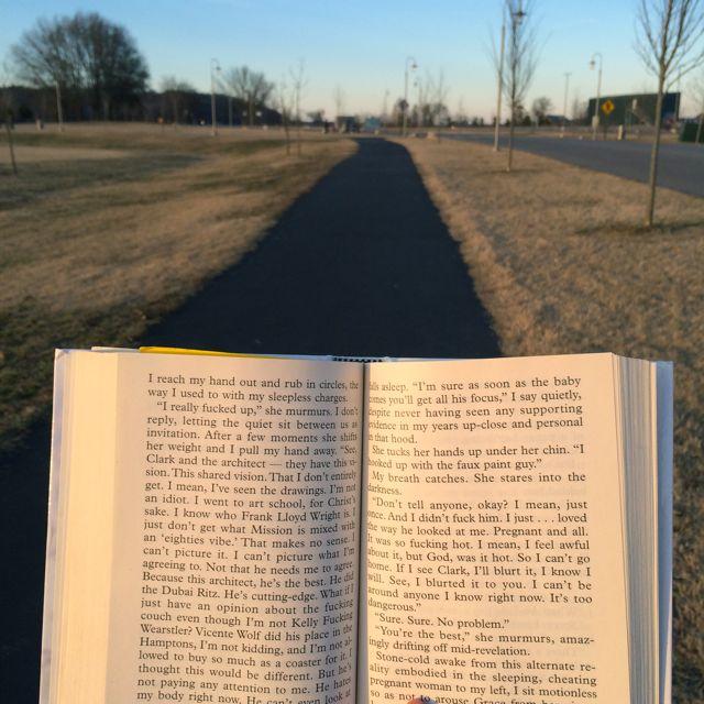 Book - Park Reading