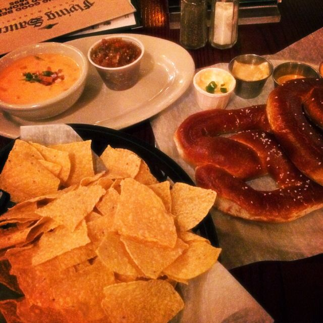 Flying Saucer Chips Cheese & Pretzels