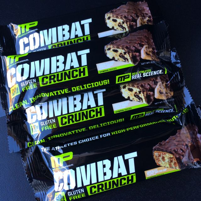 Combat Bars