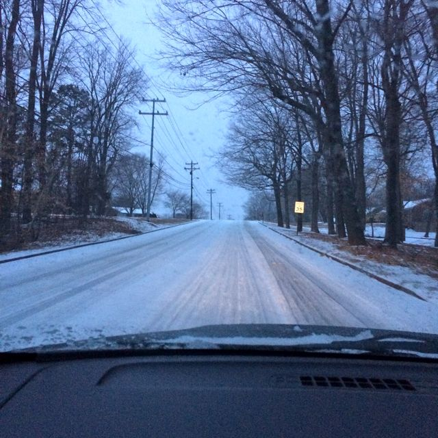 Snow 2015 - Drive Home