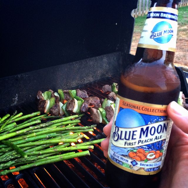 Grilling Out & Beer