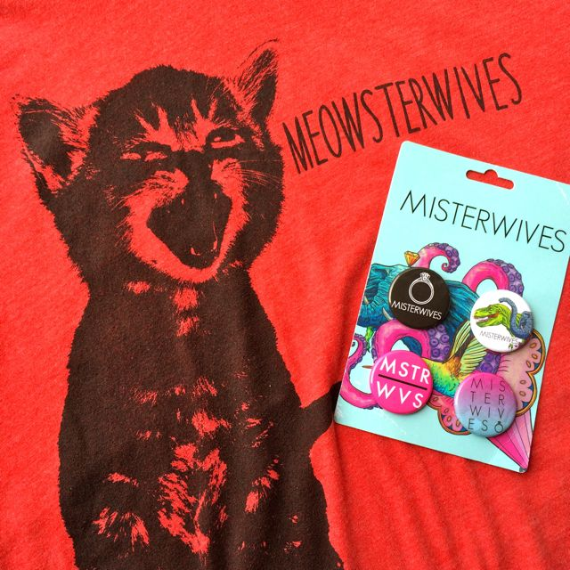 Misterwives Swag