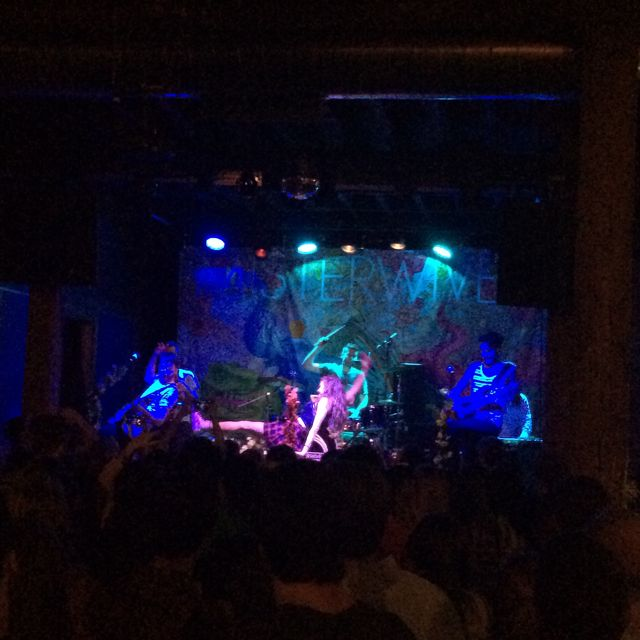 Misterwives at High Watt