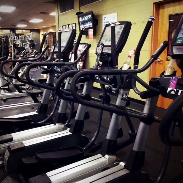 Gym - Ellipticals