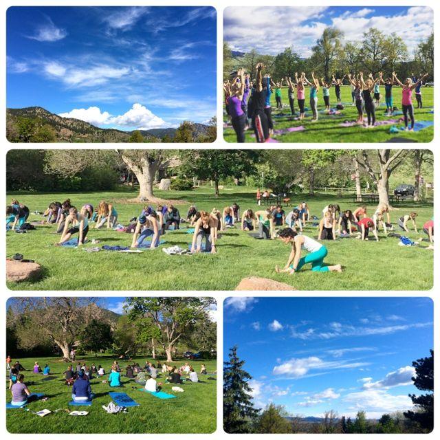 Blend 2015 - Yoga