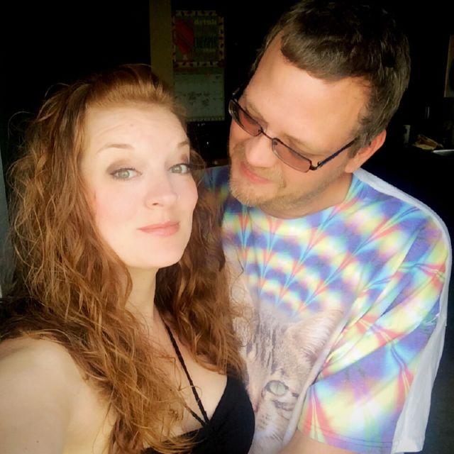 Me & Jason Selfie